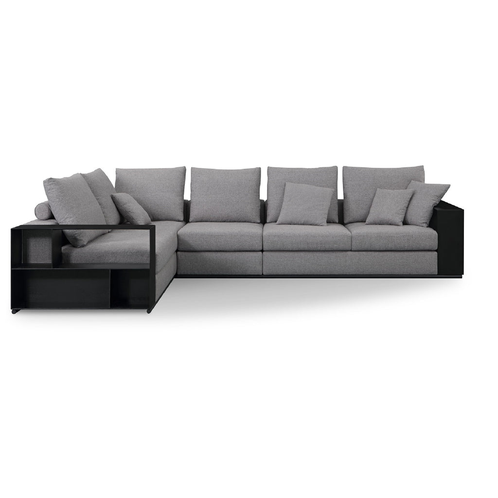Leone 2-piece L-Shape Sectional - Furniture.Agency