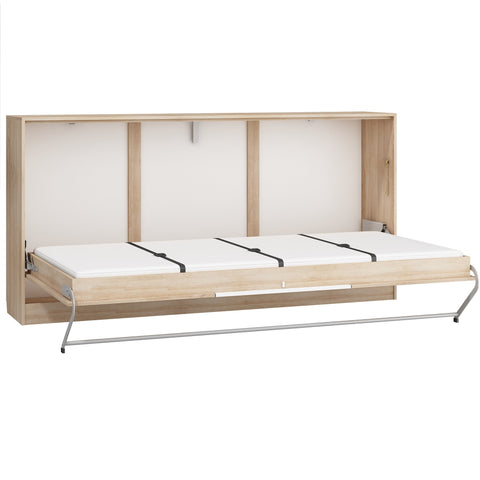 Roger European Single Kids Murphy Bed