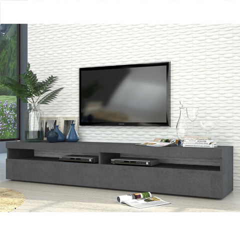 BURRATA TV Stand 78.7 inch TV Stand,  Multiple Finishes