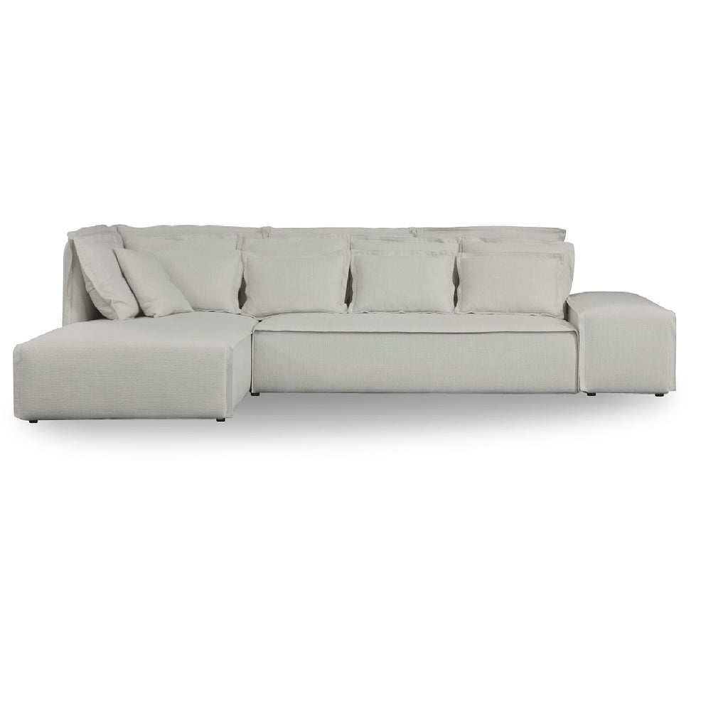 Gioia Chaise Sectional - Furniture.Agency