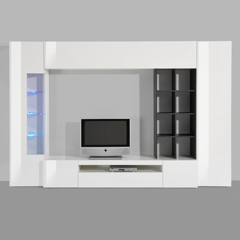 EGYPT C High Gloss Entertainment Center