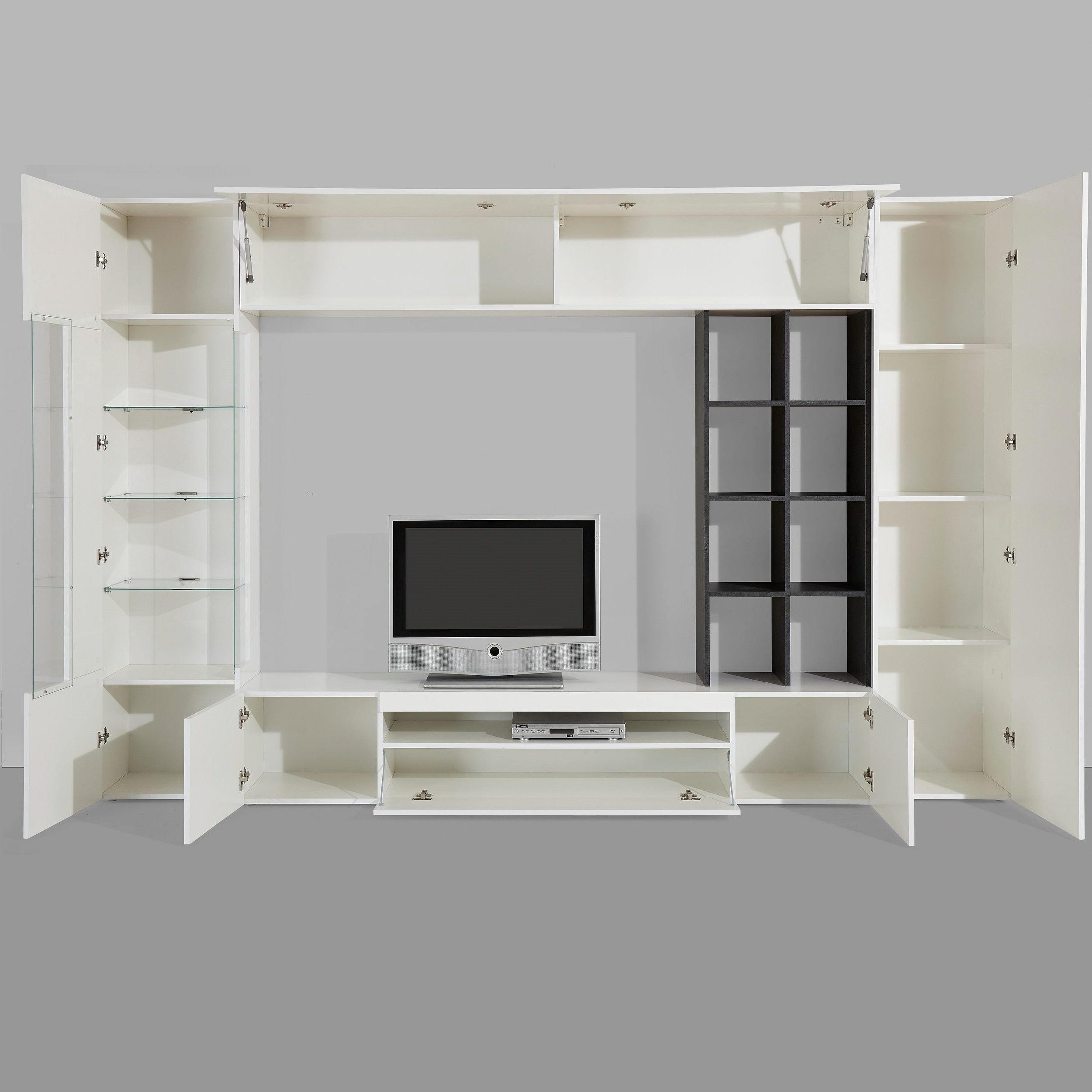 EGYPT C High Gloss Entertainment Center for TVs up to 65""