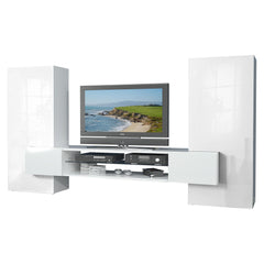 AKKA High Gloss TV Set - Furniture.Agency