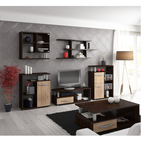 Angel 5-piece TV Set, Multiple Finishes