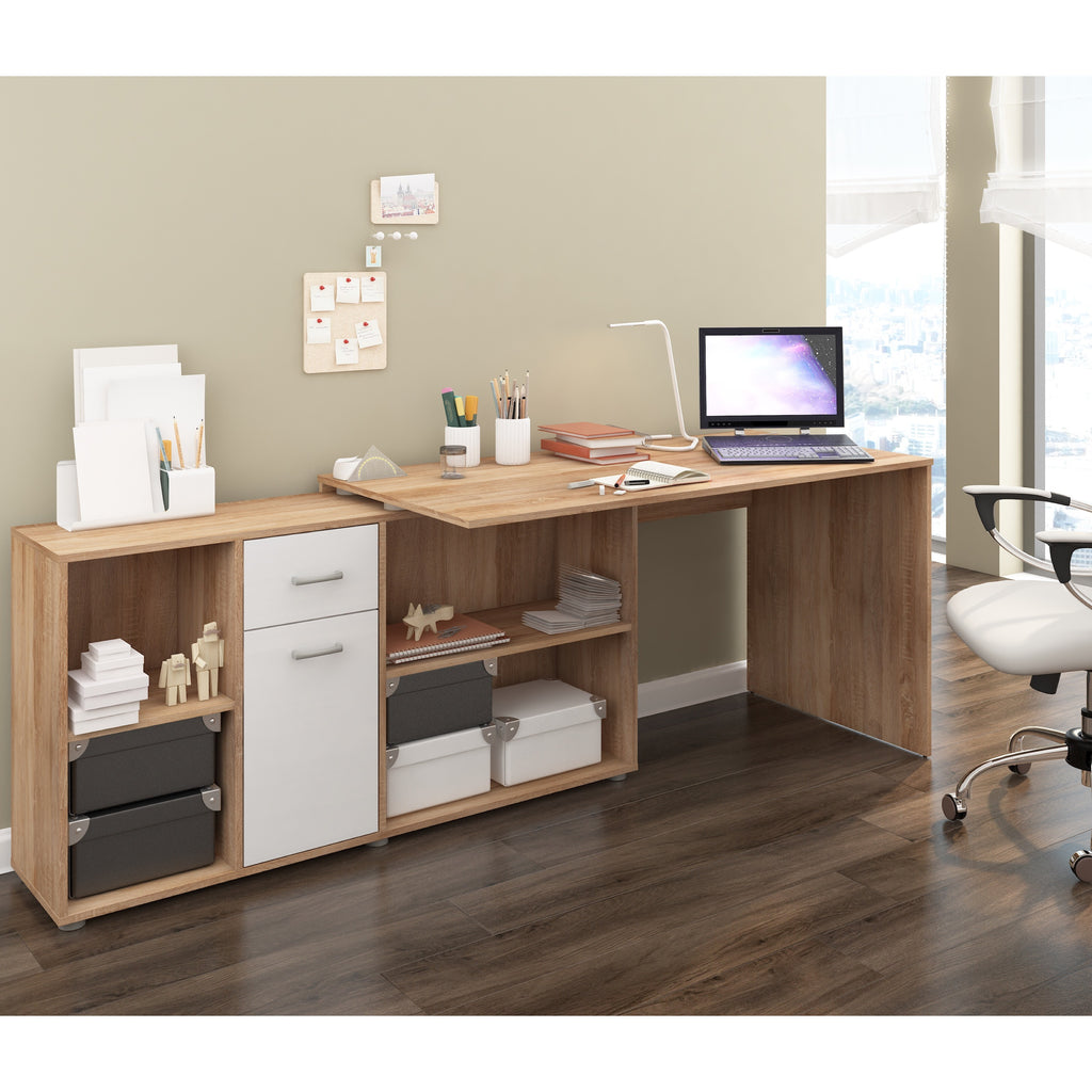 Beat Multi-Position Corner Desk