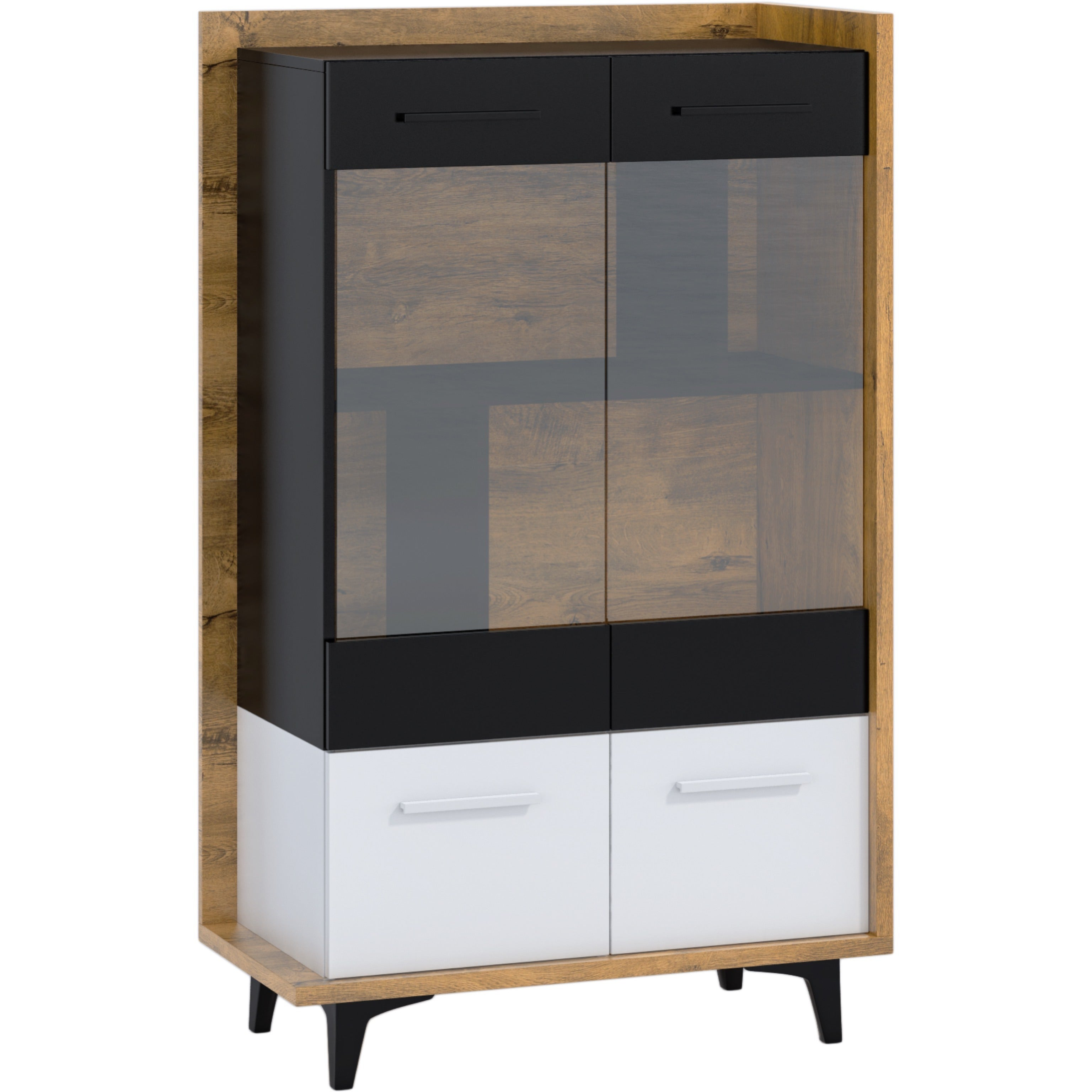 Box 4-Door Side Cabinet