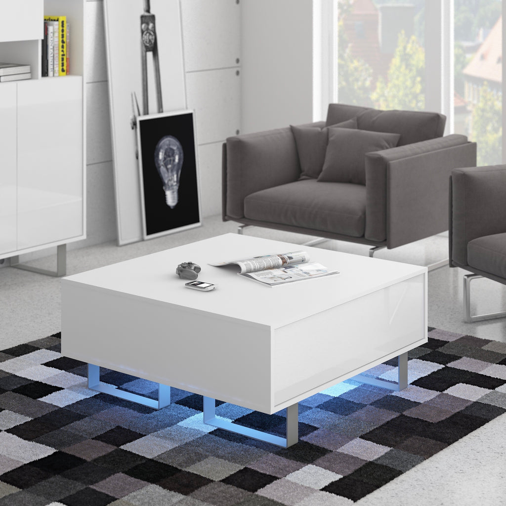 KING 33x33 inch Square Coffee table - Furniture.Agency