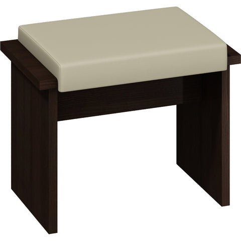 Bond 24x15 inch Upholstered Stool