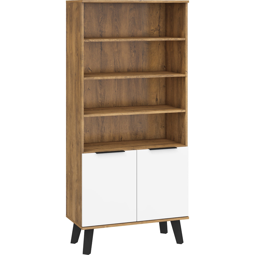 SVEN Multi-purpose Bookshelf with Cabinets