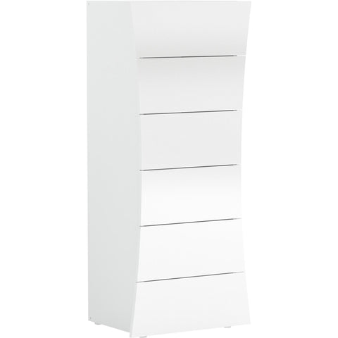 Arco High Gloss Chest of Drawers