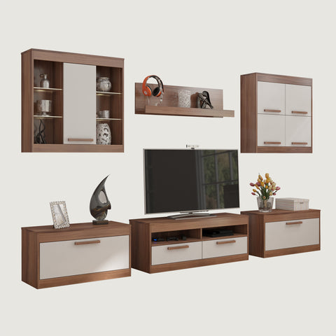 Maximus 6-piece TV Set, Multiple Finishes