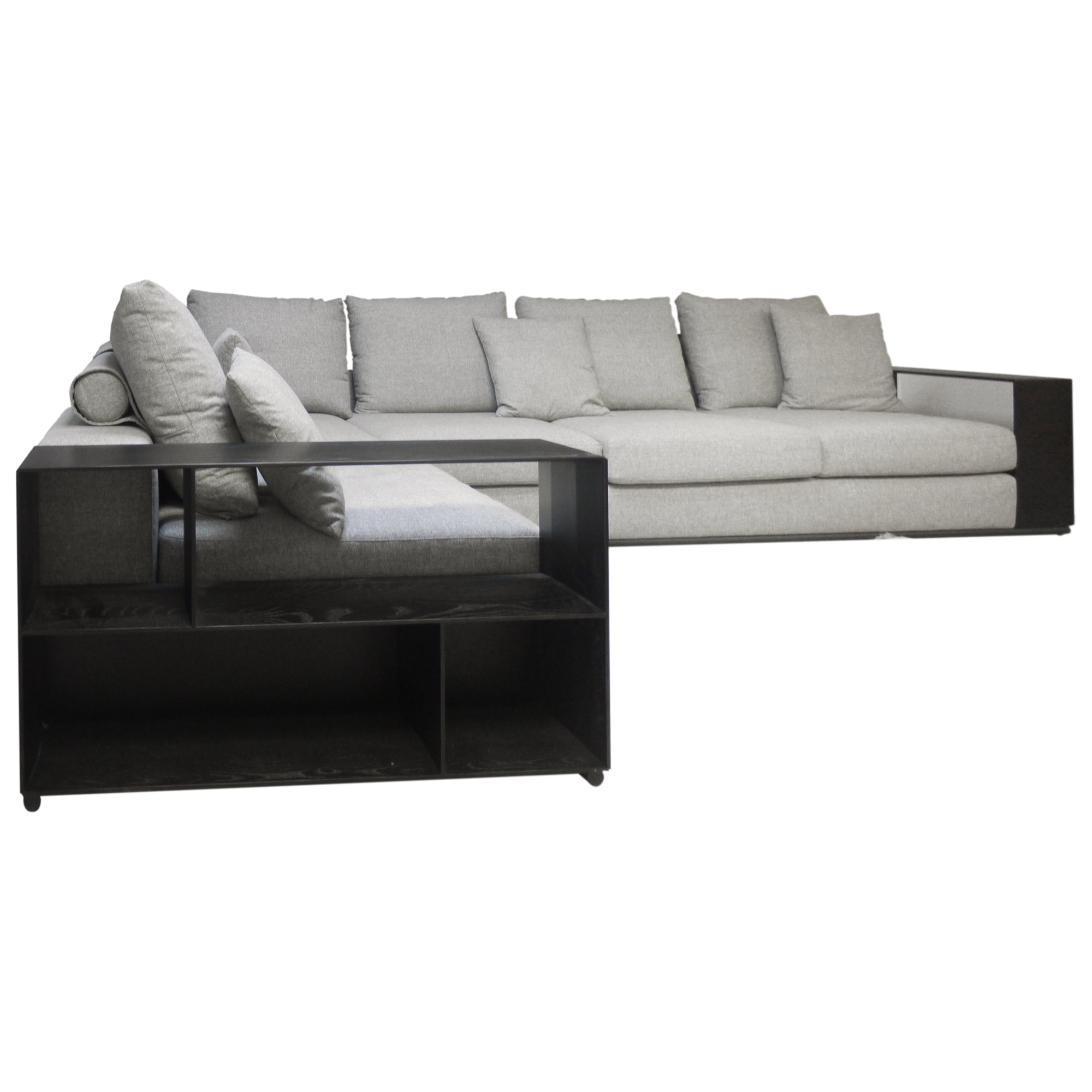 Leone 2-piece L-Shape Sectional