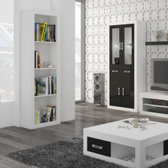 Verin Bookshelf, Multiple Finishes - Furniture.Agency