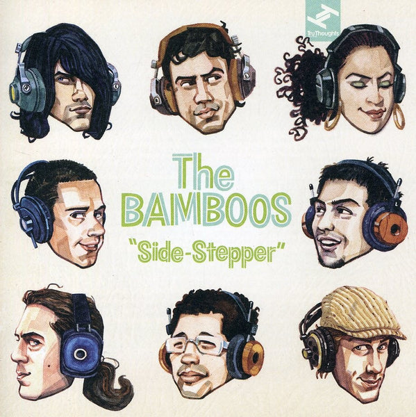 The Bamboos - Side-Stepper – CD