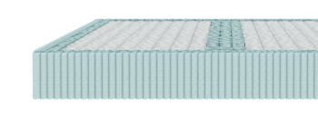 mattress Zoned Body Shape Layer image