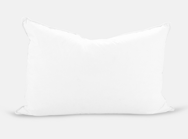 Helix Down & Feather Pillow