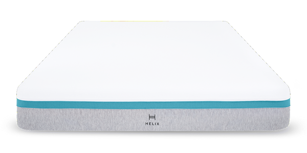 Shop The Helix Sunset Plush Mattress With Pressure