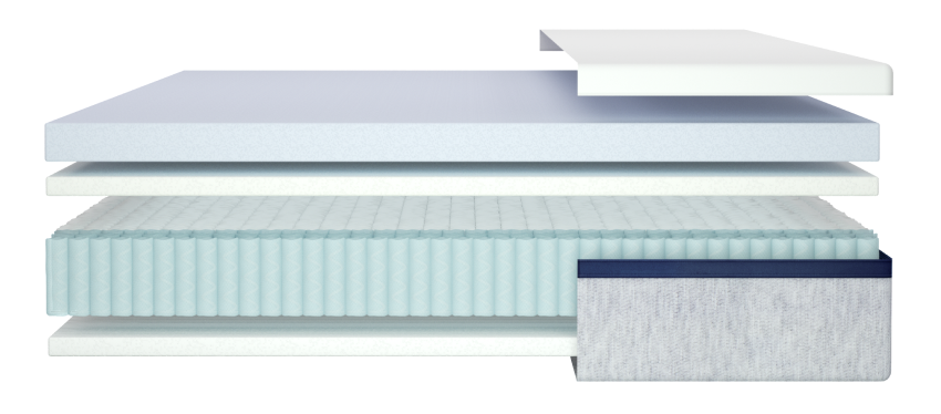 Helix Sleep midnight Mattress