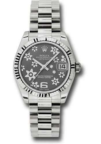 Rolex Oyster Perpetual Datejust Watch 178279 rfp
