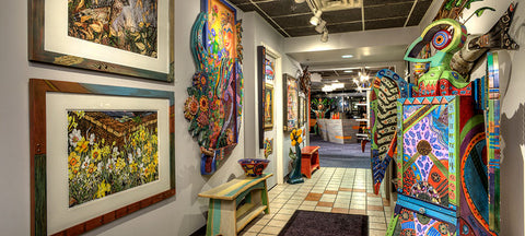 inside michigan artists gallery