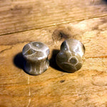 Handmade Petoskey Stone Plugs - Custom Orders