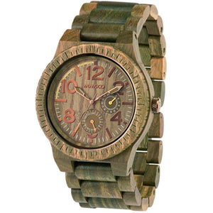 WeWood Kardo Army Wooden Watch