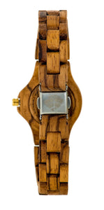 Tense Northwest L4300Z Women's Wooden Watch