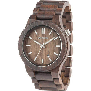 WeWood Arrow Chocolate Wooden Watch