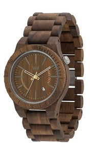 WeWood Assunt Nut Wooden Watch