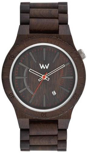 WeWood Assunt Chocolate Wooden Watch