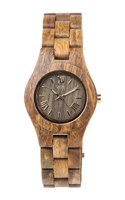 WeWood Criss Army Wooden Watch