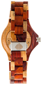 Tense Compass G4100I Wooden Watch