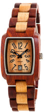 Tense Timber J8102RM Wooden Watch