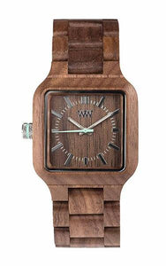 WeWood Mira Nut Wooden Watch