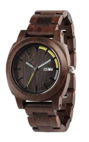 WeWood Motus Chocolate Wooden Watch