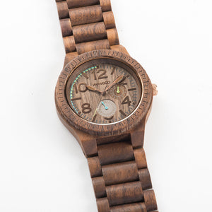 WeWood Kardo Nut Wooden Watch