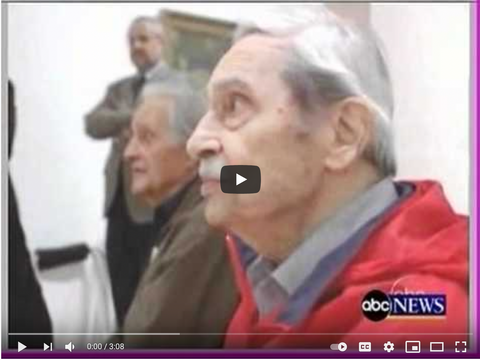 Alzheimer's and ART: Breakthrough Therapy -  <br> ABC News Intvw w/ Dr. John Zeisel