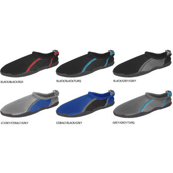 Wholesale Men's Aqua Shoes with Drawstring (1 Case)