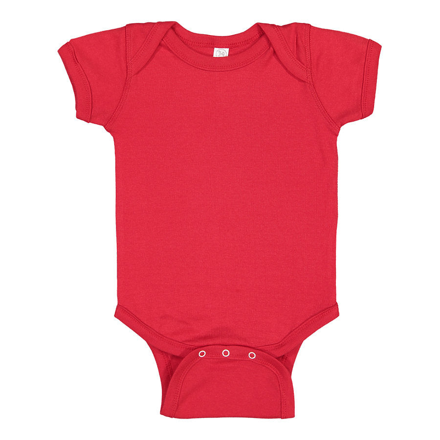 Custom Onesie Red Fish & Life Series