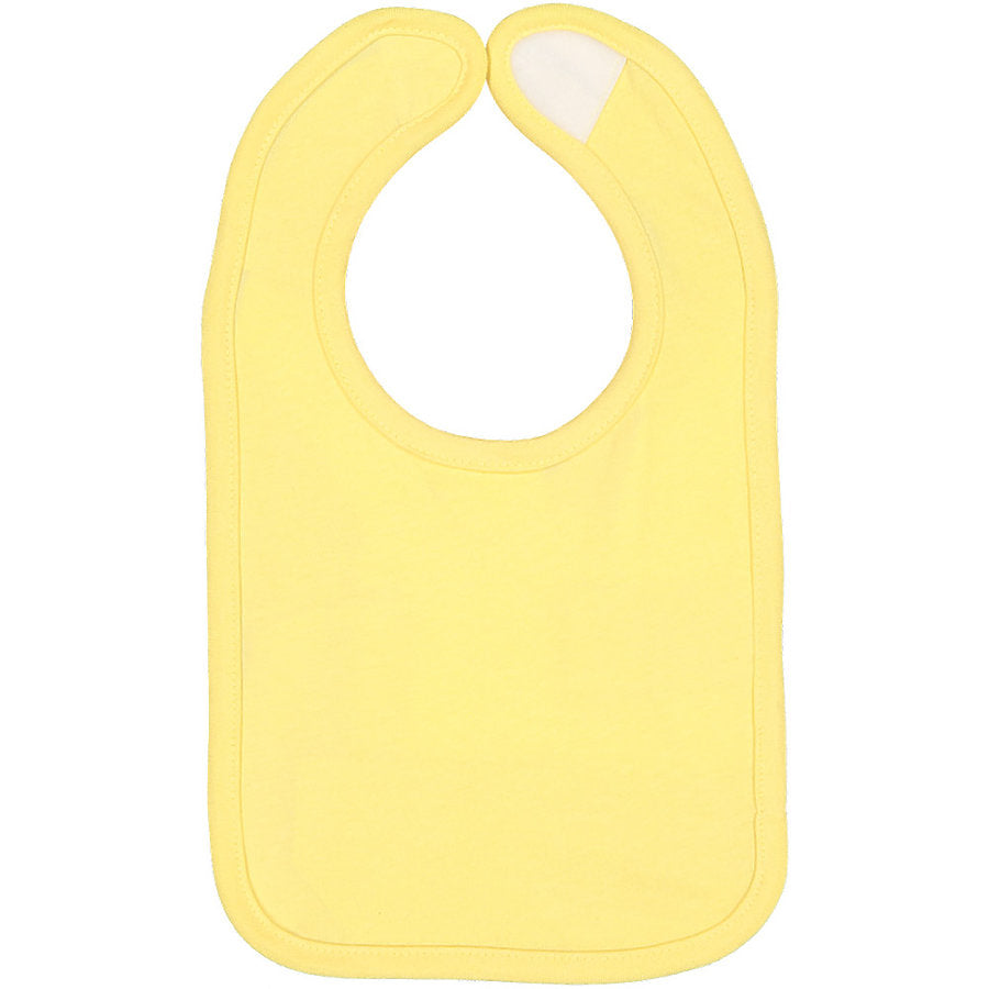 Custom Bib Yellow Fish & Life Series
