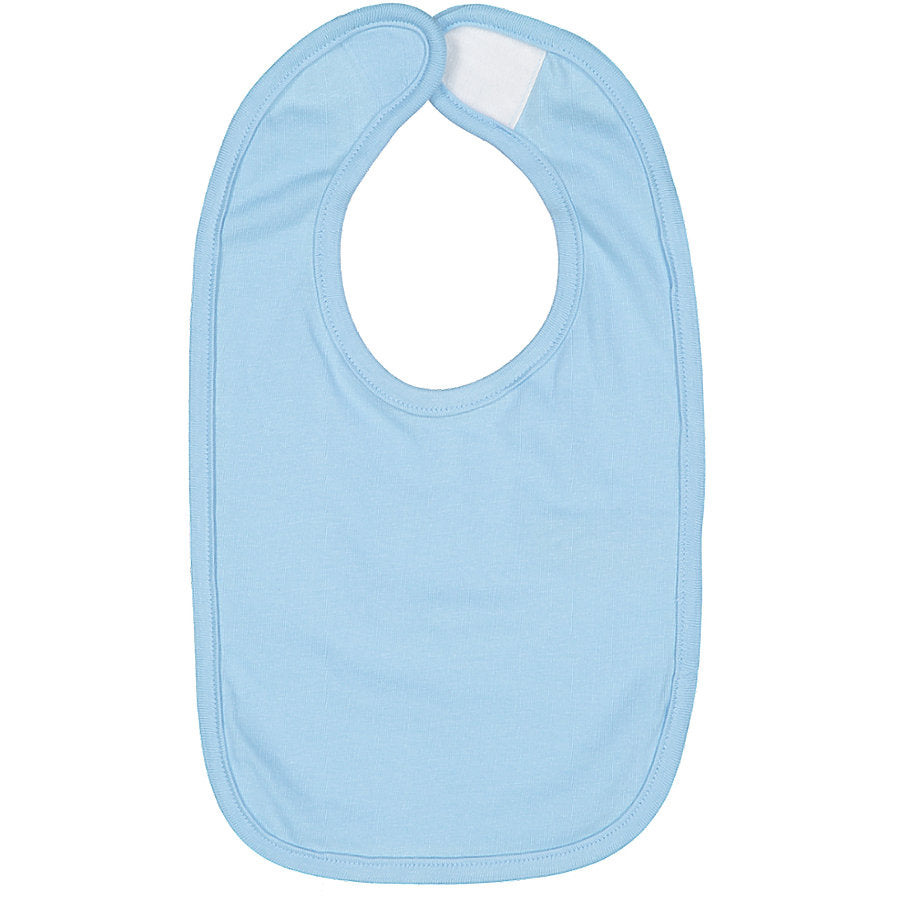 Custom Bib Blue Venice Series