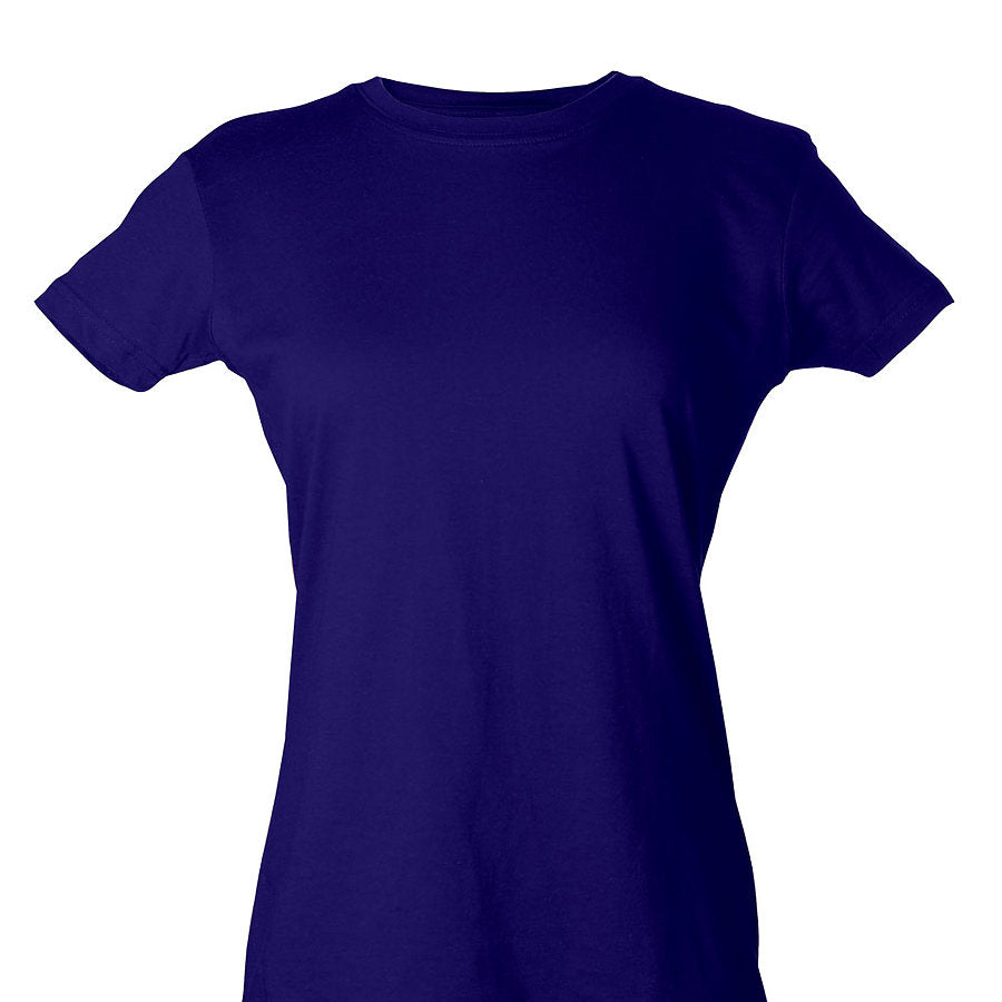 Custom Women's Shirt Blue Venice Series