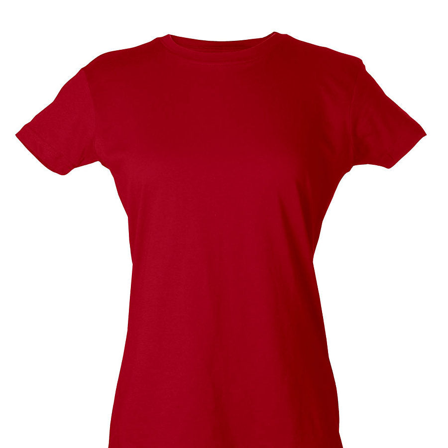 Custom Women's Shirt Red Venice Series