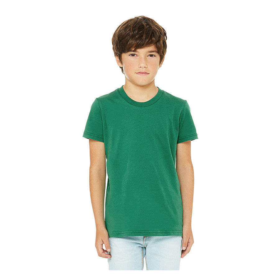 Custom Unisex Youth Shirt Green Venice Series