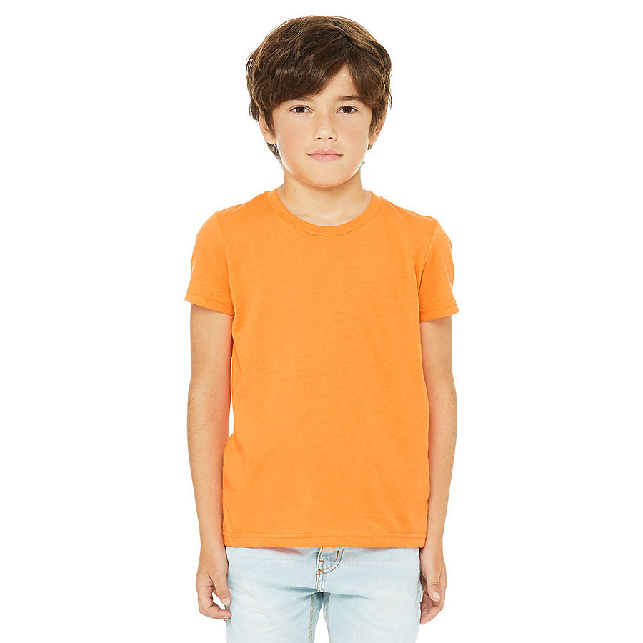 Custom Unisex Youth Shirt Orange Venice Series
