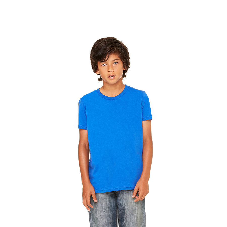 Custom Unisex Youth Shirt Blue Venice Series