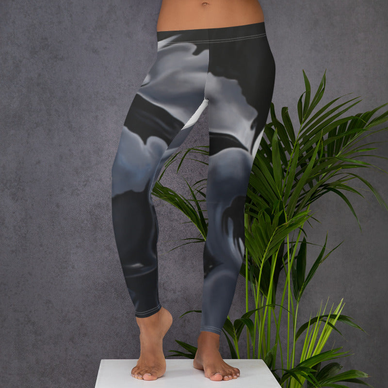 Angelica Low Rise Yoga Pants