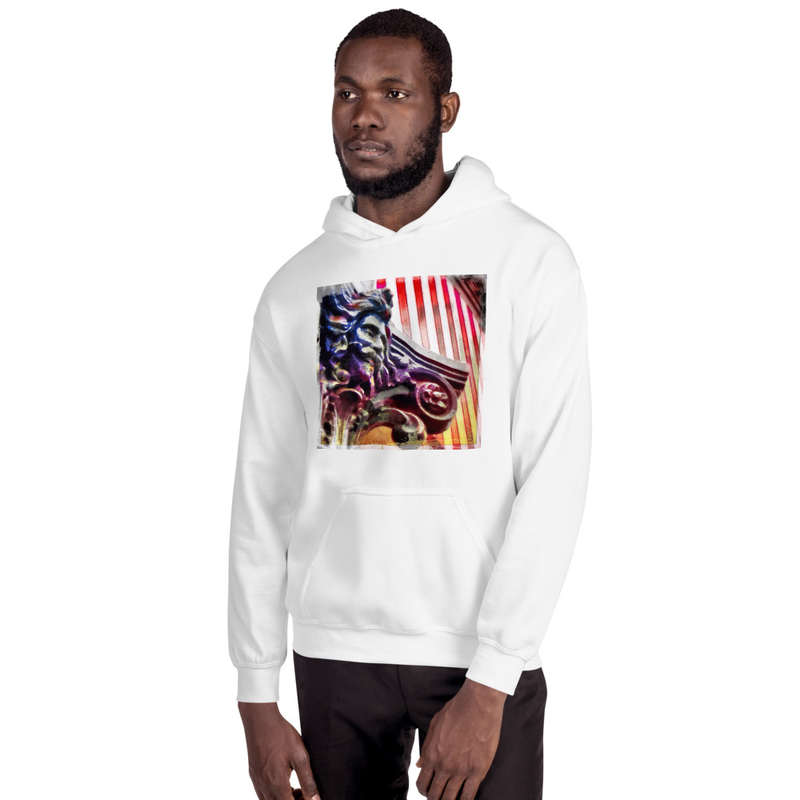 Boardwalk Boss Men's Hoodie