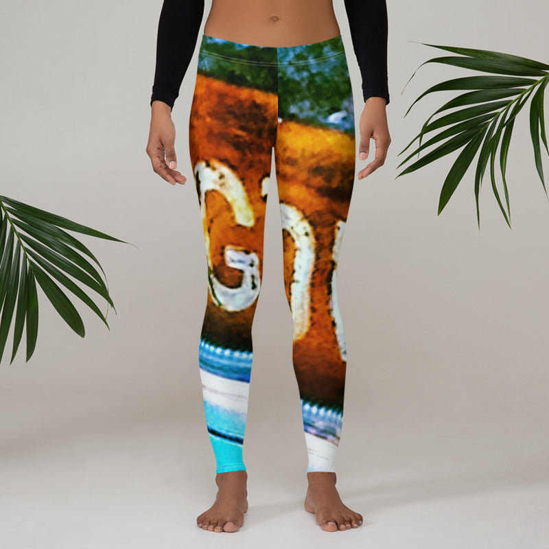 Dogtown Grunge Low Rise Yoga Pants
