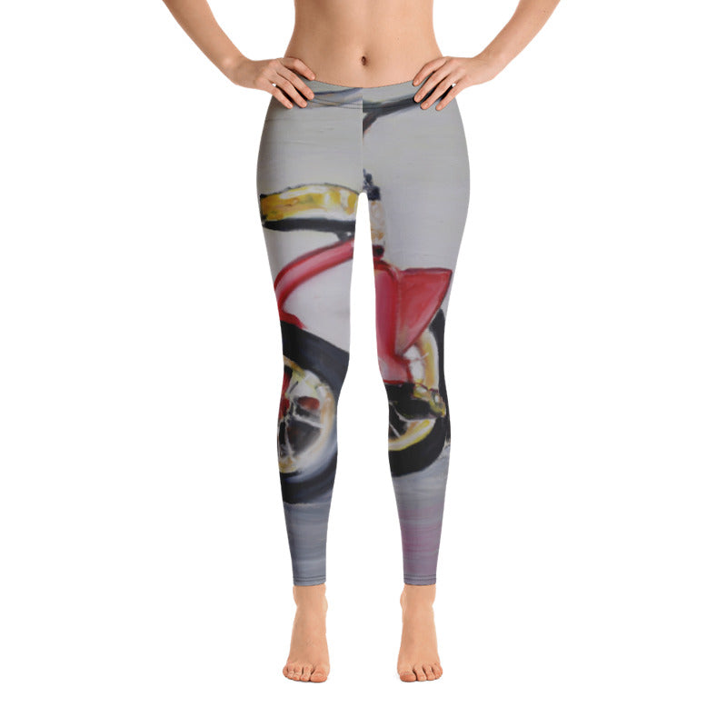 FIRST-RIDE LOW RISE YOGA PANTS
